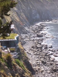Esalen baths